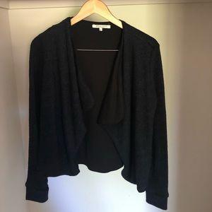 Bella Luxx open front blazer-Size M